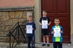Sieger Jungen Klasse 3