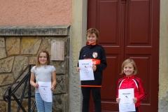 Sieger Mädchen Klasse 4