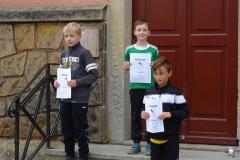 Sieger Jungen Klasse 4