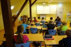 neues Klassenzimmer Klasse 4