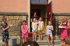 Sieger Mädchen Klasse 2