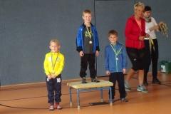 Sieger Jungen Klasse 1