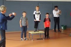 Sieger Jungen Klassenstufe 3