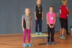 Sieger Mädchen Klassenstufe 4